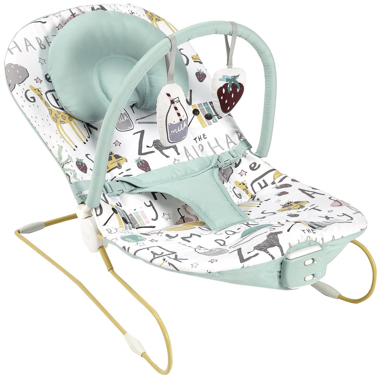2e0a3613c127 Mamas   Papas Buzz Baby Bouncer   Infant Bouncing Cradle - Alphabet ...