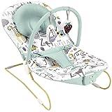 Mamas & Papas Buzz Baby/Infant Bouncing Cradle Alphabet