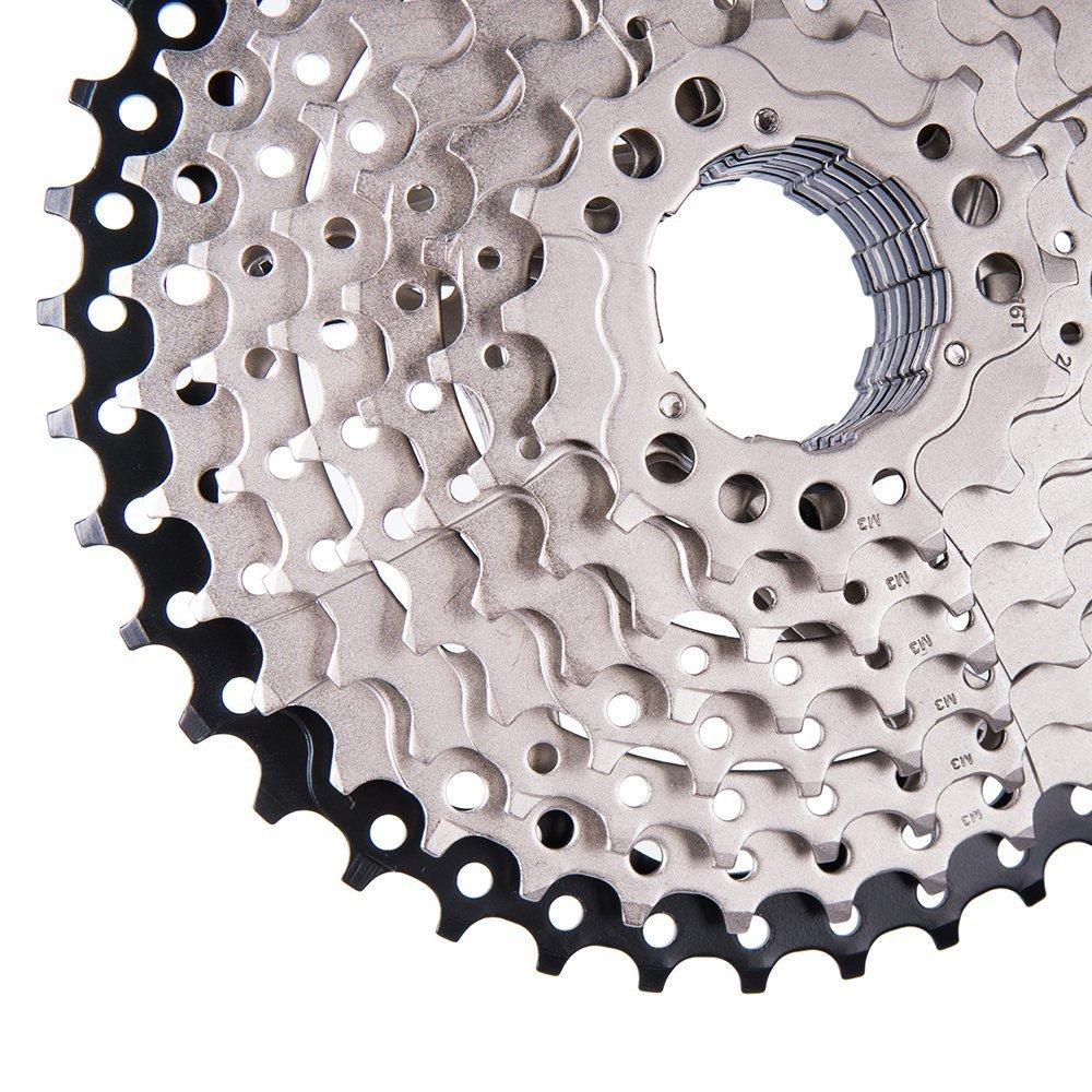 ZTTO Cassette de 9 velocidades 11-40 T para Bicicleta de Monta/ña MTB