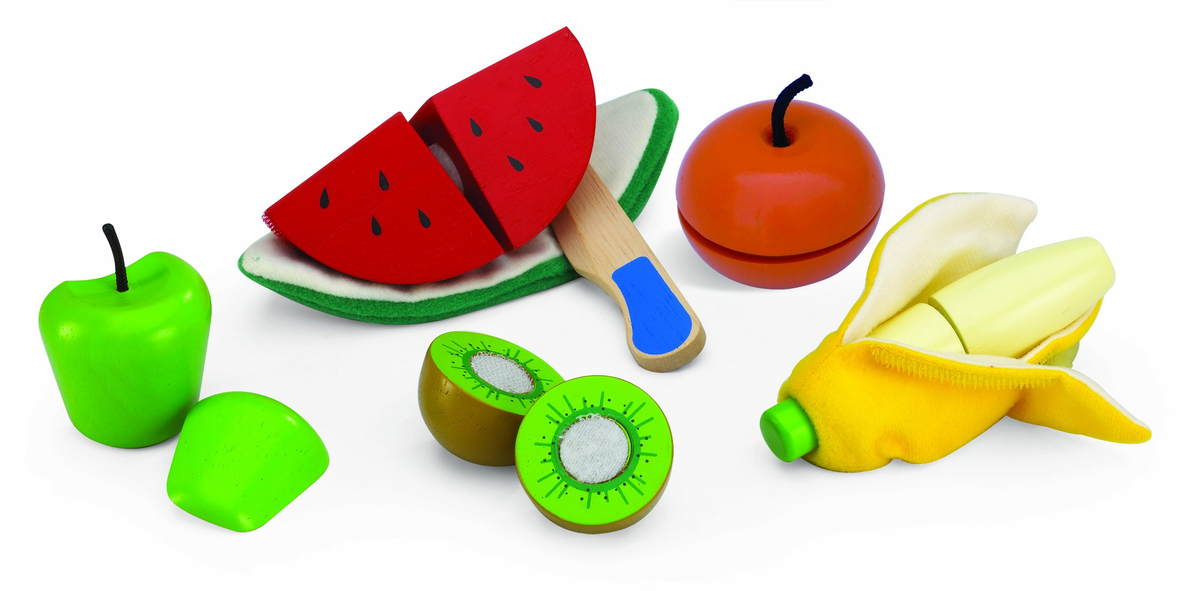 Cut And Peel Fruit Set