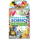 eeBoo Natural Earth and Science Flash Cards