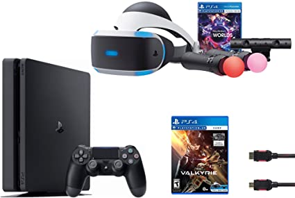 34107190310 Image Unavailable. Image not available for. Color  PlayStation VR Launch Bundle  3 Items VR ...