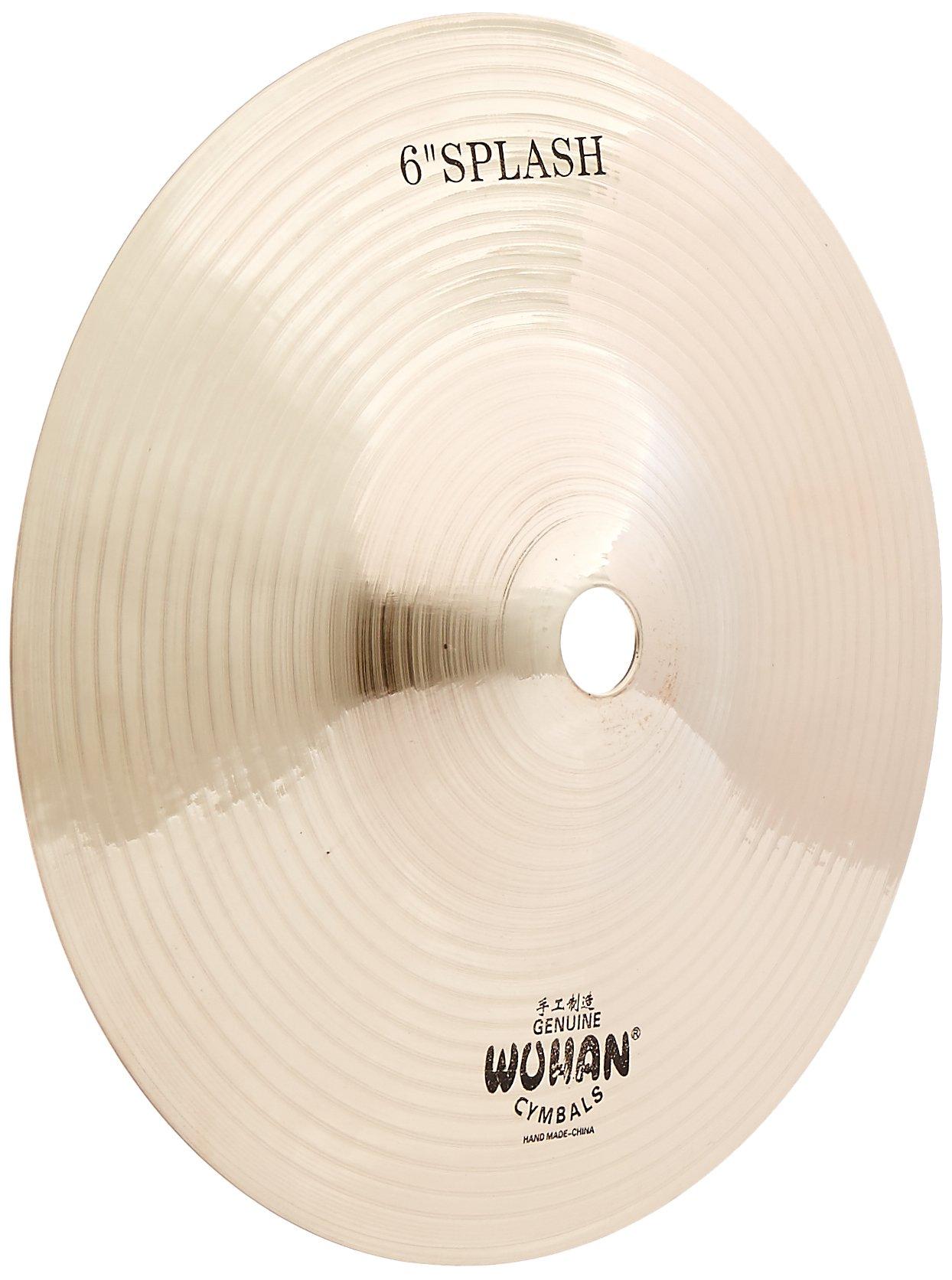 WUHAN 6-Inch Splash Cymbal