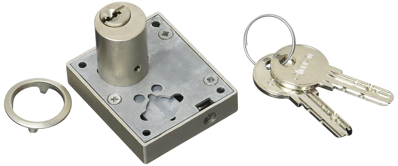 Ojmar- Cerradura 309 - 272NI, cerradura con 2 llaves: Amazon.es: Bricolaje y herramientas