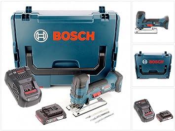 Bosch GST 18 V-LI S Professional - Sierra de calar solo en L ...