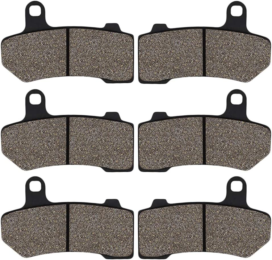best cheap carbon brake pads for Harley Davidson. Best Harley Davidson touring break pads
