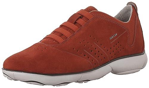 Geox U72d7a 00022c7000 - Mocasines de Piel para Hombre: Amazon.es: Zapatos y complementos