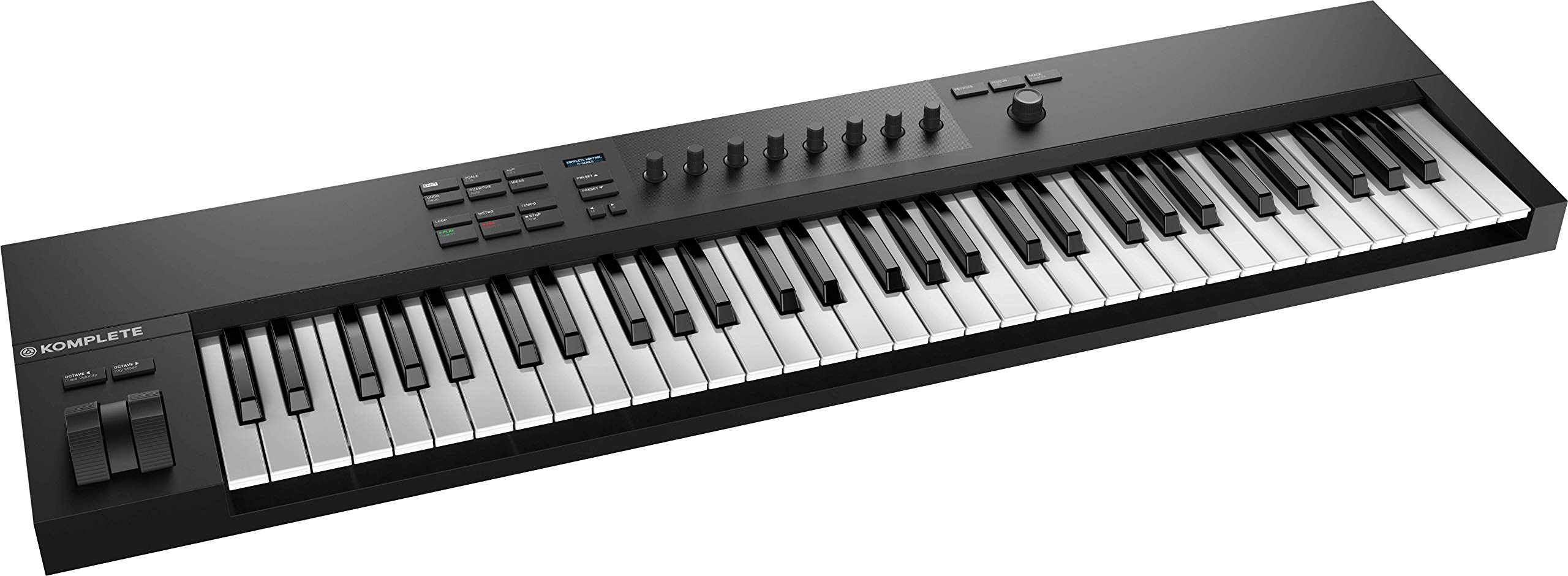 Native Instruments Komplete Kontrol A61 Controller Keyboard by Native Instruments