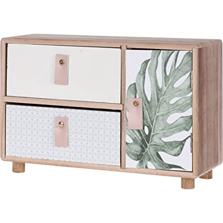 Home @ Styling Collection Mini - Cajonera de Madera con 2 ...