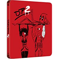 Deadpool 2 Blu-Ray Steelbook (Versión Super $@%!#  Grande) [Blu-ray]