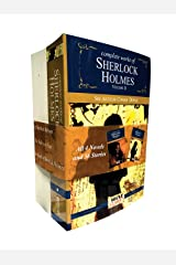 The Complete Sherlock Holmes (Set of 2 Books) Paperback