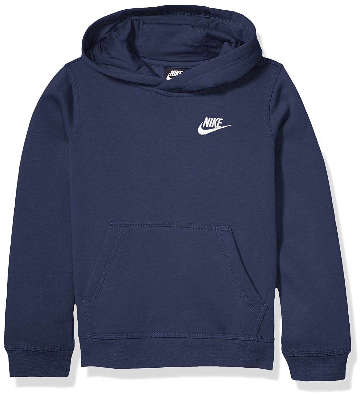 innovative design good quality cheap Amazon.com: Nike Boy's NSW Pull Over Hoodie Club, Midnight ...
