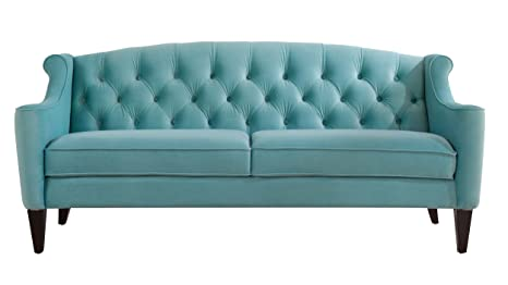 Amazon.com: Jennifer Taylor Home 63001-3-894 Ken Sofa ...