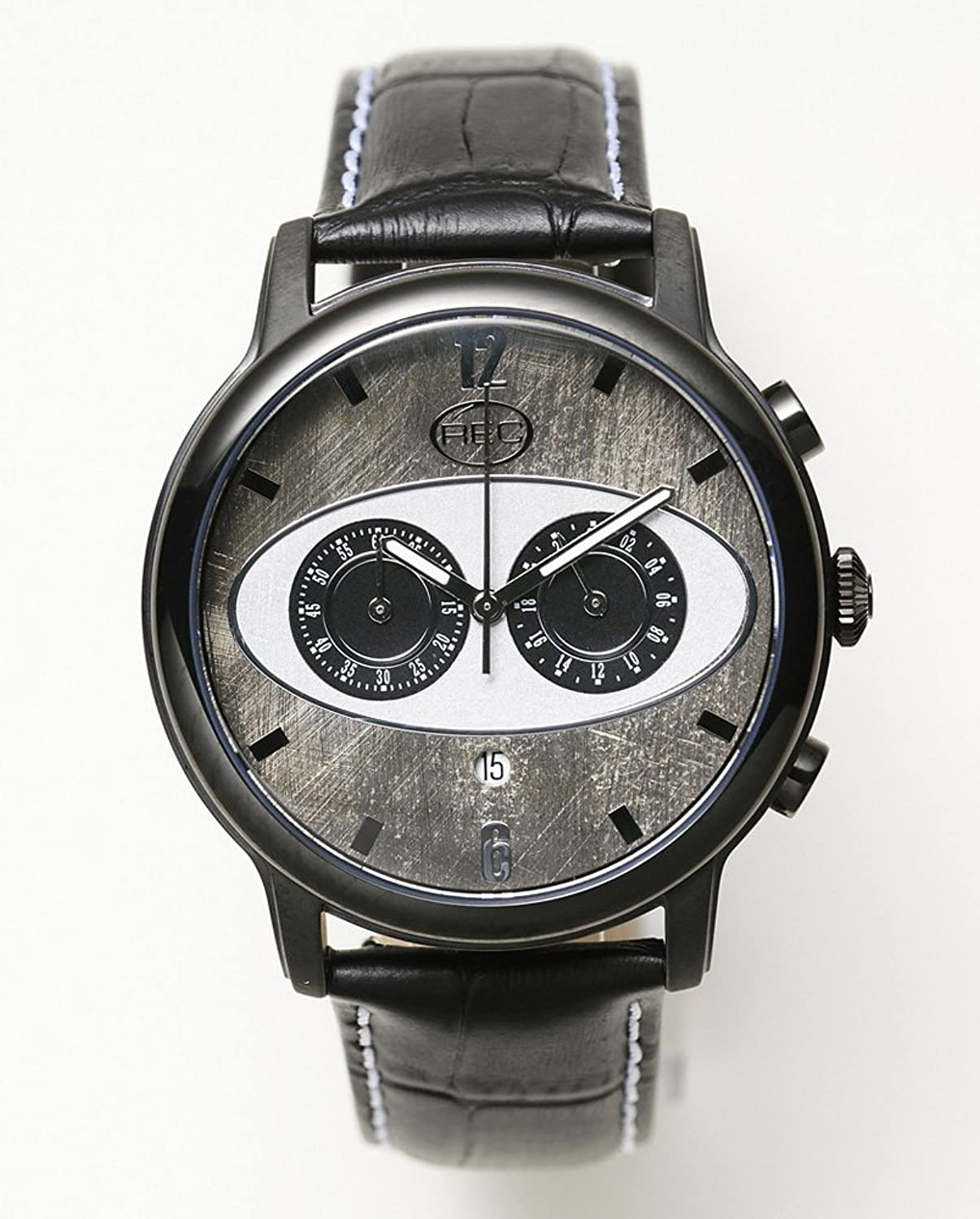REC Watches Mark I M3 Herrenuhr Chronograph
