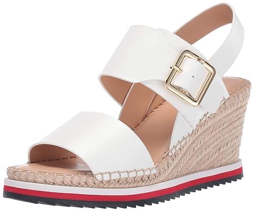 d90789c082a Tommy Hilfiger Women's Yazzi Espadrille Wedge Sandal: Amazon.co.uk ...