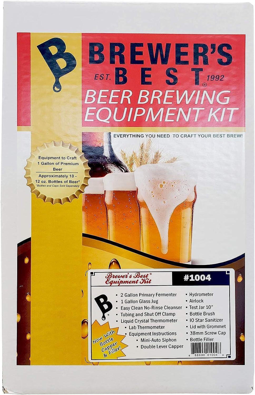 Brewer's Best 1 Gallon Beer Equipment Kit