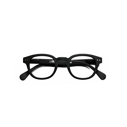 dbe655ed8bff Izipizi  C LetmeSee Reading Glasses Black Diopter +1  Amazon.co.uk  Kitchen    Home