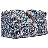 Vera Bradley Luggage Womens Large Duffel Marrakesh Duffel Bag
