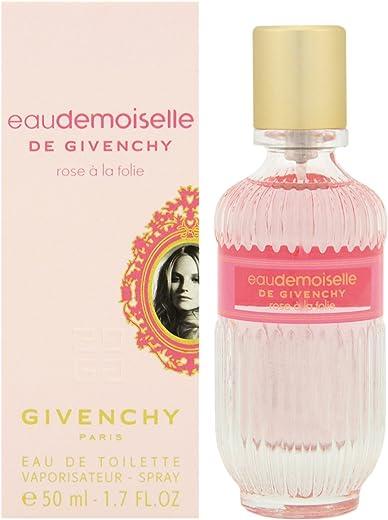Givenchy Eaudem Mademoiselle Rose A La Folie De Givenchy Eau De Toilette For Women, 50 ml