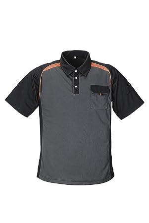 Schwarz Polo Job Kleidung