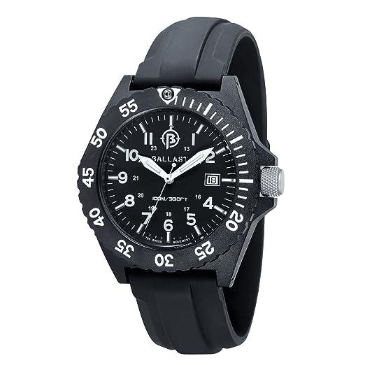 ballst Bright Star - Correa de silicona de hombre - Reloj bl-3118 - 01: Amazon.es: Relojes