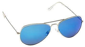Lunettes Lunettes de soleil ultra-légères unisex anti-reflet anti-UV polarisées ( couleur : Blue lenses ) DLjcreVJ