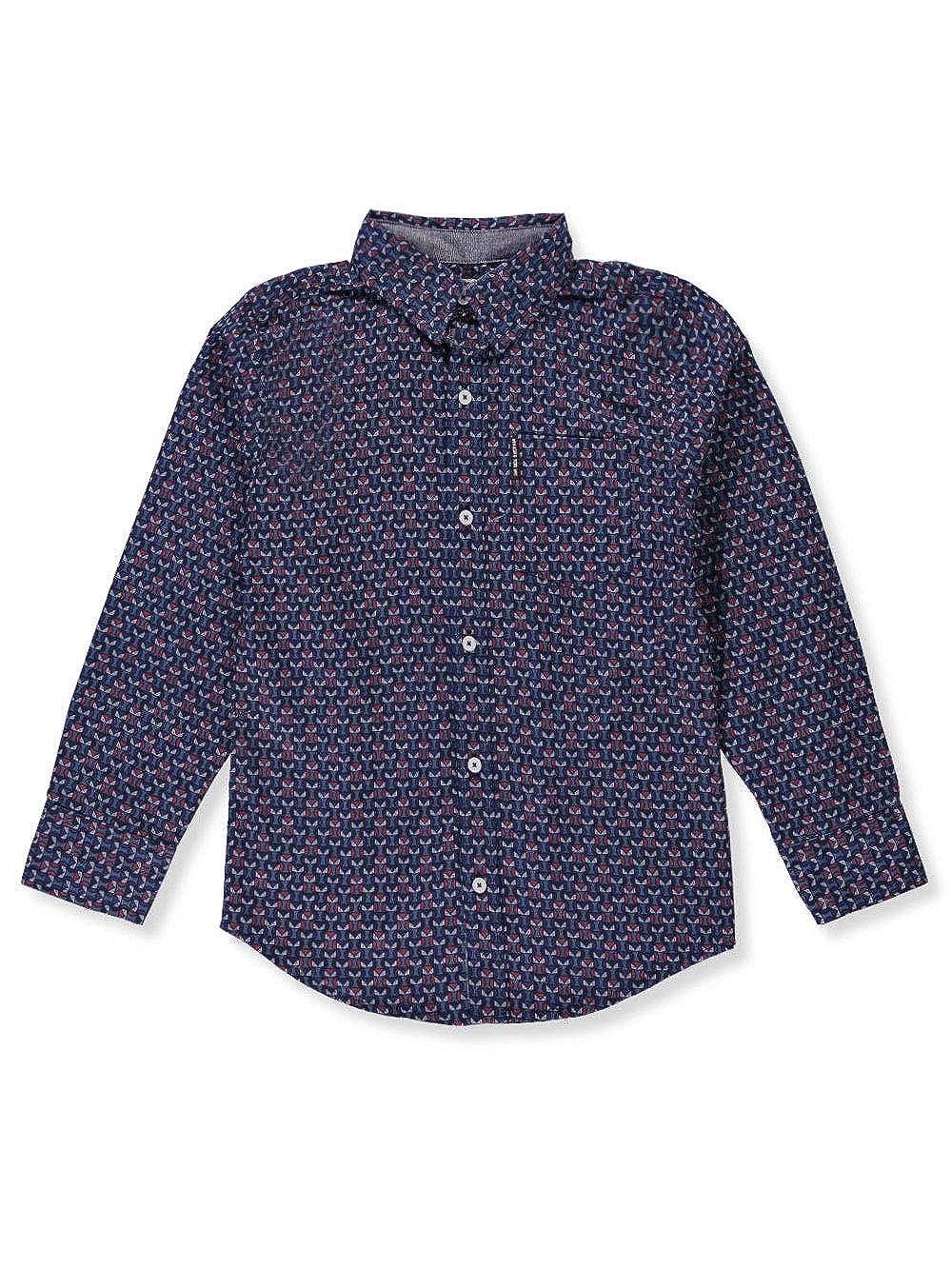 Ben Sherman Boys' L/S Button-Down Shirt