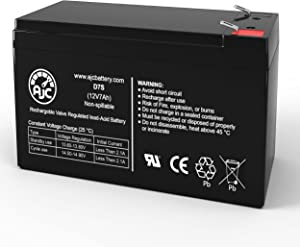 Ryobi Mower Weed Eater 182391 12V 7Ah Lawn and Garden Battery - This is an AJC Brand Replacement