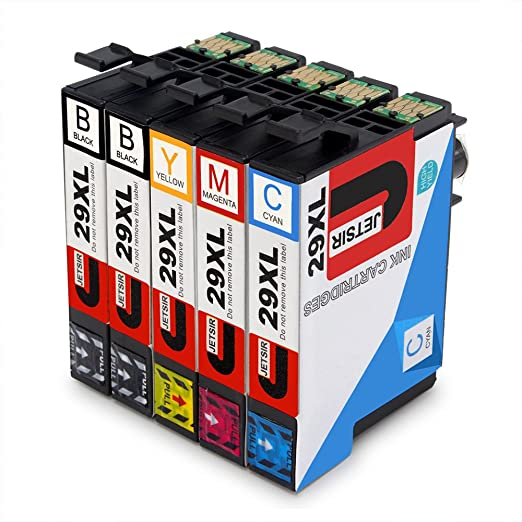 88 opinioni per JETSIR Compatibile Cartucce d'inchiostro Sostituzione per Epson 29XL, Alta