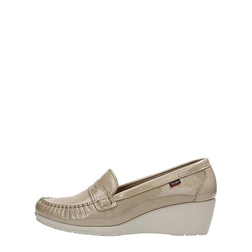 CallagHan 86050 Mocasines Mujer Perla 40: Amazon.es: Zapatos y complementos
