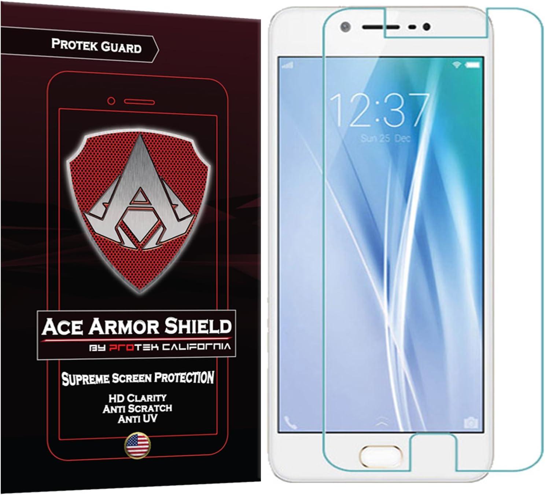 Ace Armor Shield Protek Guard - Protector de Pantalla para Vivo V5 ...