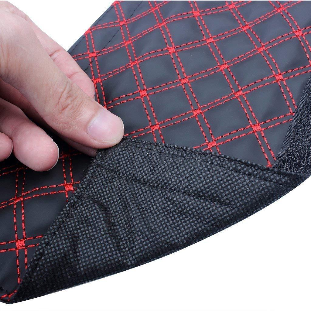 WESEEDOO Autositzgurt-Protektoren Premium-Sicherheitsgurtabdeckung Universelle Sicherheitsgurtpolster Komfortabdeckung 4er-Pack