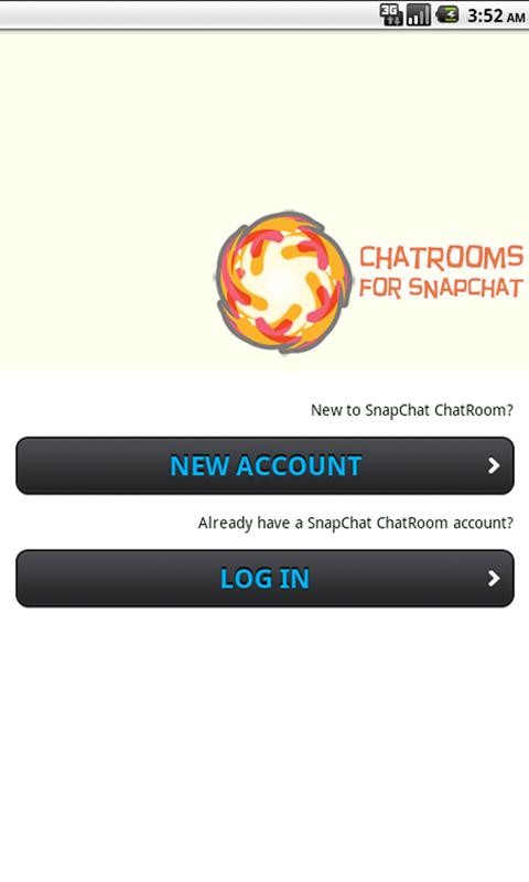 Snapchat chat room
