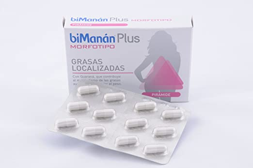 Amazon.com: Bimanán Plus Triangle-Shaped Body 36 Capsules: Health & Personal Care
