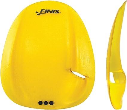 FINIS Agility Paddles Floating