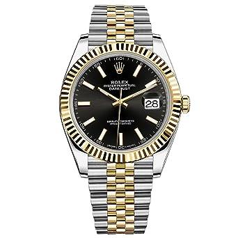 Rolex Datejust 41 Jubilee Black