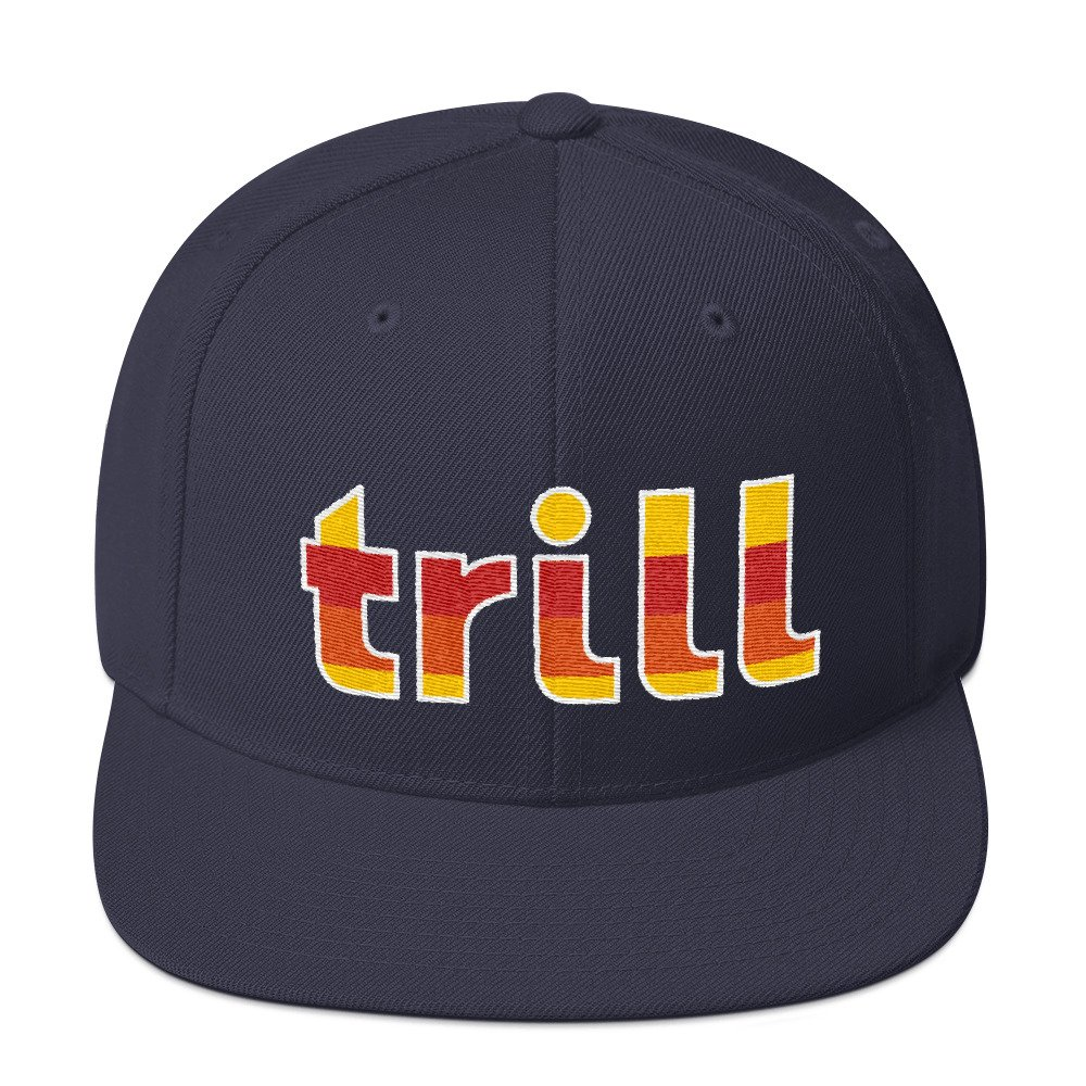 936ecc9375d Alienated opus astros inspired throwback stros snapback hat trill edition  at amazon mens clothing store jpg