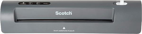 Examen du laminateur thermique Scotch TL901X
