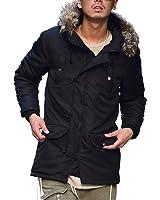 ジョーカーセレクト(JOKER Select) n3b メンズ n-3b ミリタリー ジャケット コート アウター タイト 長袖 中綿 防寒