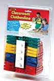 Amazon Price History for:Edupress Classroom Clothesline (EP62449)