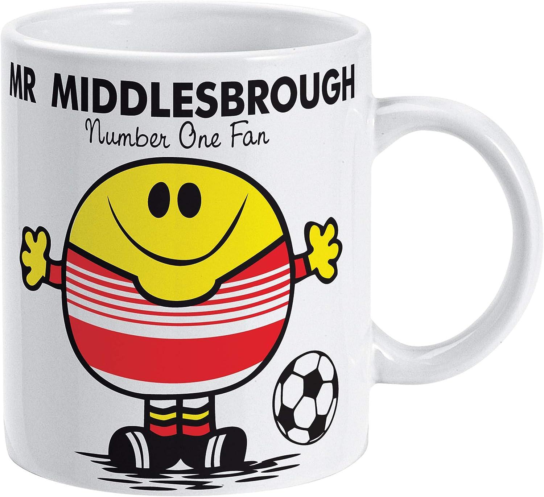 football fan gift present Boro Middlesborough mug