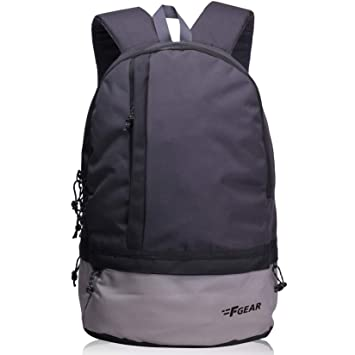 F Gear Burner GB 26 Ltrs Dark Grey Casual Laptop Backpack (2449)   Amazon.in  Bags 4f592de003a78