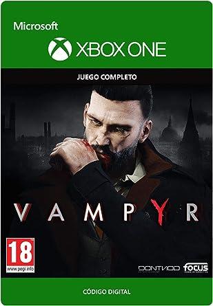 Vampyr - Xbox One - Código de descarga: Amazon.es: Videojuegos