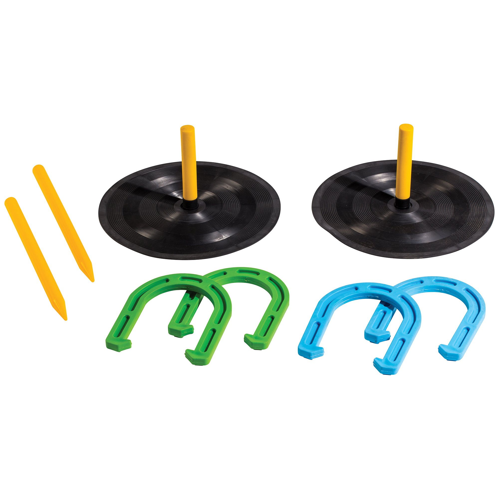 Franklin Sports Rubber Horseshoes by Franklin Sports
