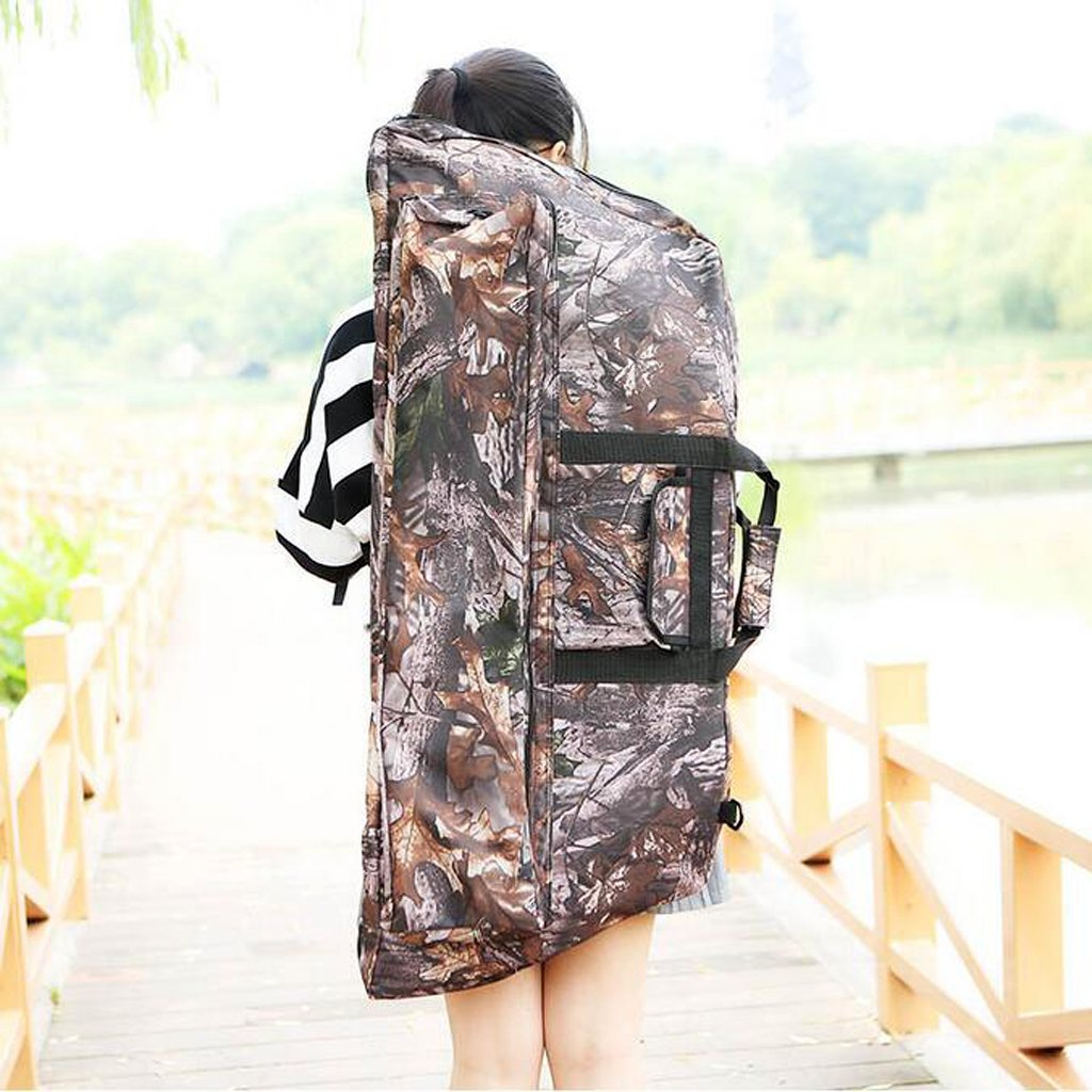 MagiDeal Camouflage Recurve Compound Bow Bag Case Cover Holder Backpack Archery Accessories by MagiDeal (Image #7)