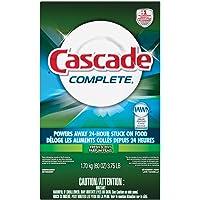 Procter & Gamble 95788 Cascade - Detergente para lavavajillas (66 onzas), sin tamaño, sin Color
