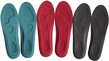 Women Shoe Cushion Pads Non-Slip Soles