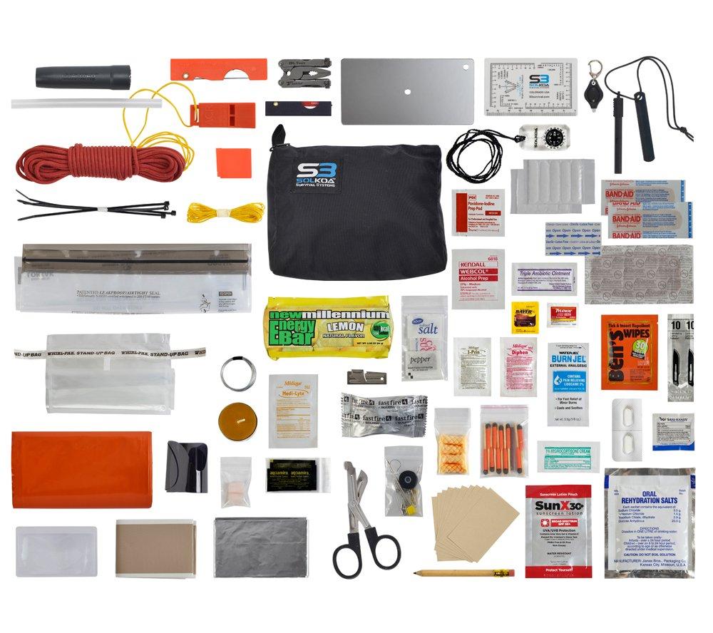 Core Survival Kit - Solkoa Survival Systems