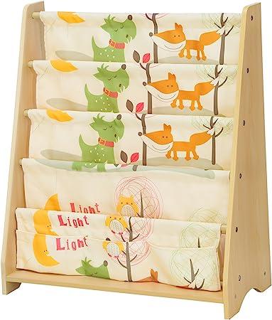 etagere bois pour livres enfants