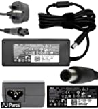 GENUINE Original DELL 90W AC Adapter Charger Power Supply & UK Mains Cable for STUDIO 15 STUDIO 1555 STUDIO 17 VOSTRO 1000 VOSTRO 1150 VOSTRO 1310 VOSTRO 1400 VOSTRO 1500 VOSTRO 1700 VOSTRO E1705 VOSTRO E4300 VOSTRO E5400 VOSTRO E5500 VOSTRO E6400 XPS 1530 XPS 1535 XPS 1536 XPS 1537 XPS C500 XPS E1405 XPS E1505 XPS E1705 XPS M1020 XPS M1210 XPS M1330 XPS M140 XPS M1530 Laptops , Brand NEW, New version PA-3E PA3E PA10 PA-10 AC Adapter